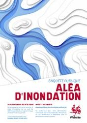 Enquête publique - Aléa d'inondation