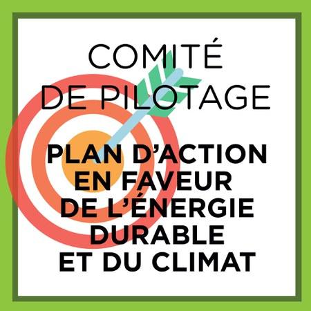 """Appel aux citoyens : constitution d'un comité de pilotage """"Energie"""" et """"Climat"""""""