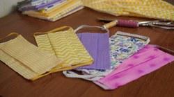 Distribution des masques artisanaux en tissu : modalités
