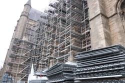 19 mai - Journée Chantiers ouverts : la restauration de Saint-Martin
