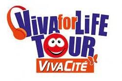 Le Viva For Life Tour à Arlon, le lundi 20 décembre