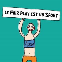 Logo du fair-play
