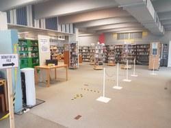 Modalités d'accès à la bibliothèque