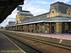 Modernisation de l'infrastructure ferroviaire en gare d'Arlon