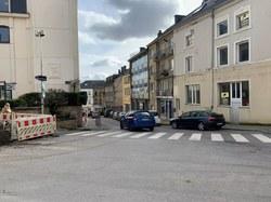 Travaux rue Paul Reuter : sens de circulation rétablis