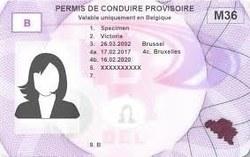 Validité du permis de conduire|