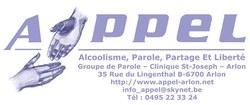 APPEL, Alcoolisme, Parole, Partage Et Liberté