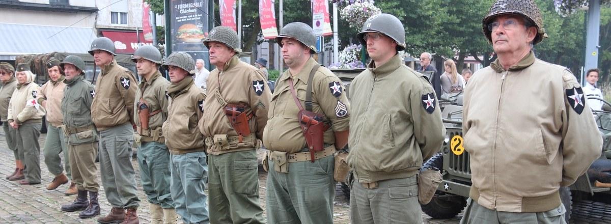 75e anniversaire de la Bataille des Ardennes