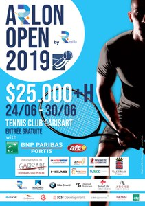Arlon Open 2019