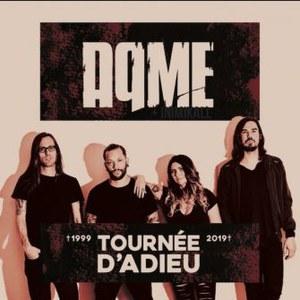 Concert LA TOURNEE D'ADIEU D'AQME
