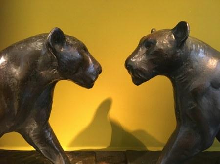 Exposition Jean Gaspar, le génie animalier