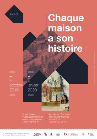 """Exposition """"Chaque maison a son histoire"""""""