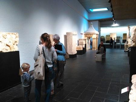 Les dimanches au Musée Archéologique d'Arlon