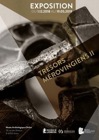 """Prolongation exposition """"Trésors Mérovingiens II """""""