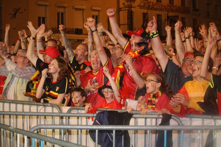 Retransmission des matches des Diables
