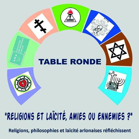 Table Ronde - Religions et Laïcité : amies ou ennemies?