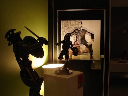 Trajectory IX : salon d'art actuel indépendant