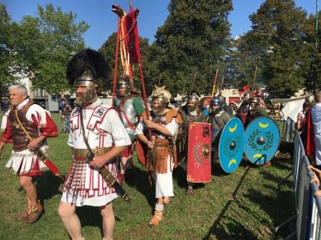 Veni Vidi Orolaunum : le week-end gallo-romain
