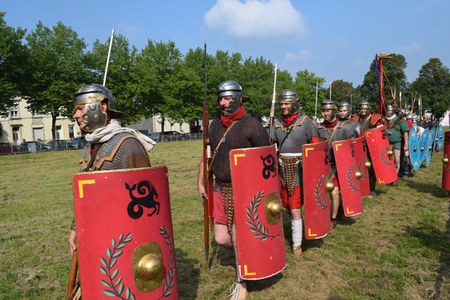 Veni vidi orolaunum  week-end gallo-romain