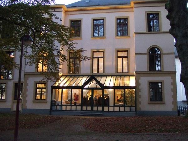 Musée Gaspar vu depuis le Parc Gaspar